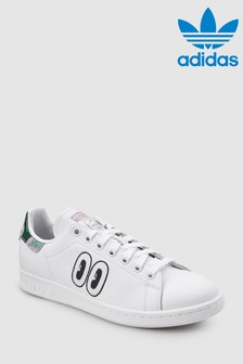 adidas Originals White Eyes Stan Smith