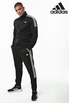 חליפת ספורט עם שלושה פסים של adidas Team Sports דגם Poly