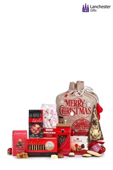 Sweet Treats Christmas Gift Hamper by Lanchester Gifts