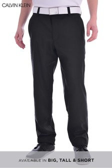 Calvin Klein Golf Black Dupont Trouser