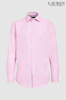 Lauren Ralph Lauren® Textured Plain Formal Shirt