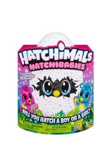 Hatchimals Hatchibabies, pink/petrol