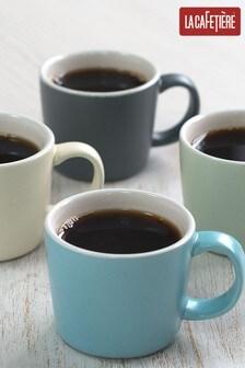 Set of 4 La Cafetiere Cafe Espresso Mugs