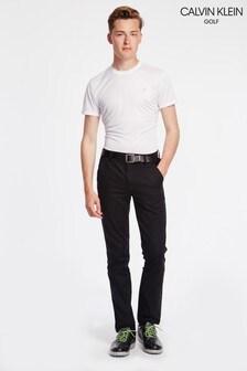 Calvin Klein Golf Black Chino Trouser