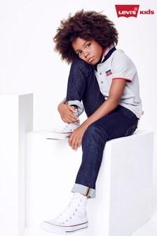 Levi's® 512™ Taper-Fit Jeans für Kinder in verwaschener Optik