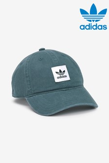adidas Originals Washed Blue Dad Cap