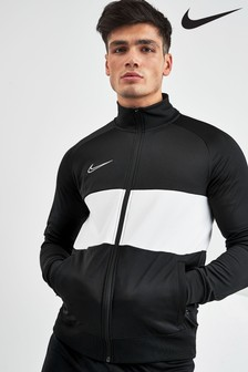 Nike Black/White Academy Track Top