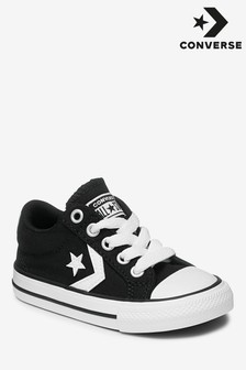Buty Converse Infant z czarną gwiazdą
