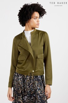 Ted Baker Farica Satin Utility Jacket