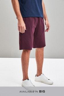 Zip Jersey Shorts