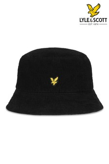 Lyle & Scott Cord Bucket Hat