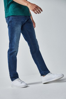 0453a8a5 Mens Slim Fit Jeans | Casual & Smart Jeans | Next UK