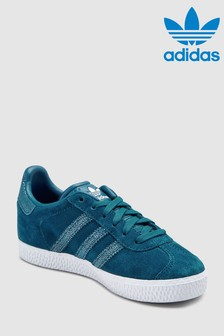 adidas Originals Blue Gazelle Junior