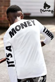 Money® Long Sleeve Logo Tee