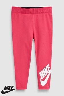 Nike Little Kids Leg-A-See Logo Leggings