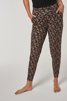 Jersey Printed Hareem Pants