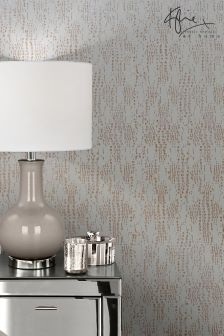 Kylie Cassia Rose Gold Wallpaper