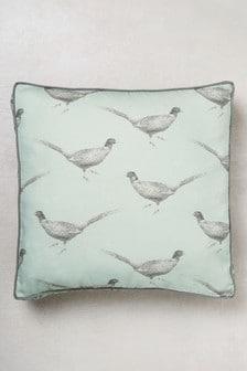 Edinburgh Weavers Pheasant Cushion