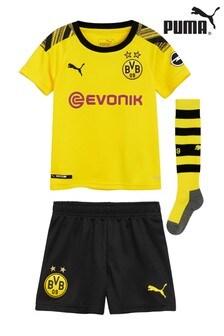 Puma® Borussia Dortmund FC 19/20 Kids Mini Kit