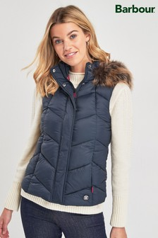 Barbour® Coastal Navy Downhall Gilet