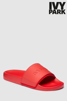Ivy Park Red Slider