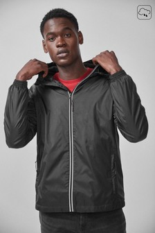 Lightweight Shower Resistant Anorak