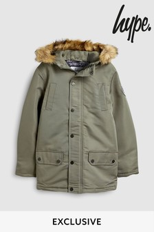 Hype. Parka Jacket
