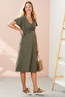 ac4e66652a0 Maternity Pocket Dress