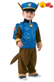 Rubies Paw Patrol Chase Fancy Dress Costume