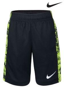Nike Little Kids Black Trophy Shorts