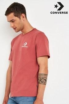 Converse Chest Star Chevron T-Shirt