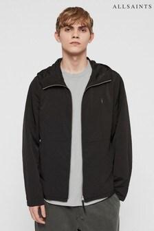 AllSaints Black Lightweight Darly Jacket
