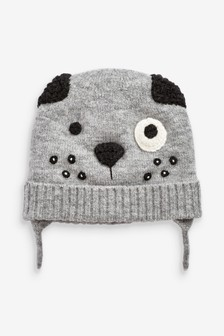 Dog Beanie (Younger)