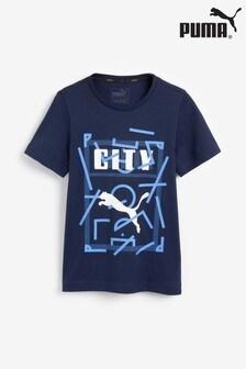 Puma® Manchester City FC 19/20 T-Shirt
