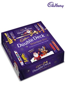 Cadbury Double Deck Box
