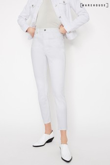 Warehouse White Sculpt Skinny Jean