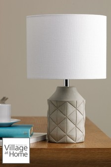 Village At Home Luca Table Lamp