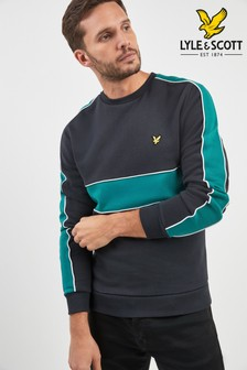 Lyle & Scott Cut And Sew Sweatshirt
