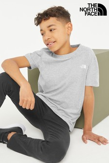 The North Face® Youth Simple Dome T-Shirt