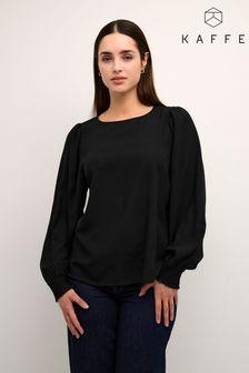 قميص بولو منسوج Icon أزرق داكن من GANT Teen