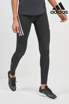 adidas Alpha Skin 3 Stripe Tight Leggings