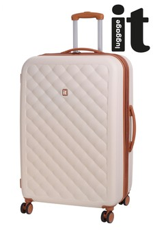 IT Luggage Cushion Lux Suitcase Large