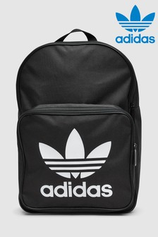 adidas Originals Black Trefoil Backpack