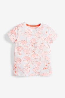 Organic Cotton Regular Fit T-Shirt (3-16yrs)