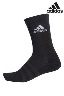 adidas Black Cushion Socks