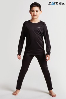 Dare 2b Equate Black Base Layer Set