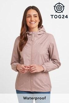 Tog 24 Pink Craven Womens Packaway Waterproof Jacket