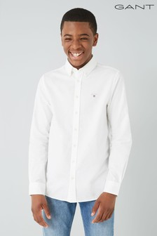GANT Teen Boys Archive Oxford Shirt