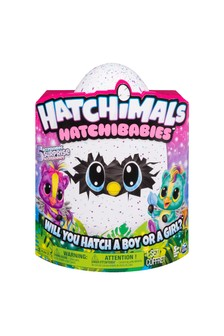 Hatchimals Hatchibabies Purple/Teal