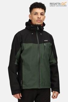 Regatta Green Birchdale Waterproof Jacket